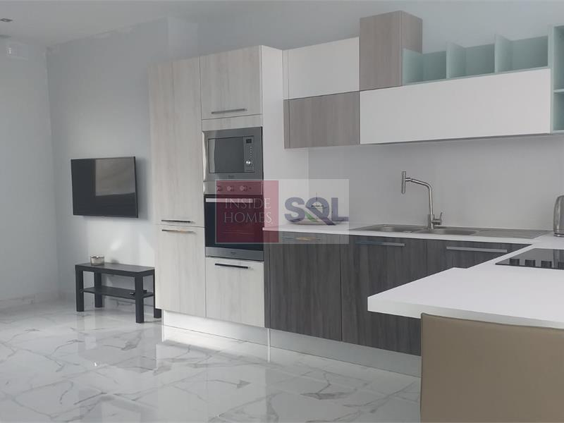 2nd Floor Penthouse in Sliema To Rent