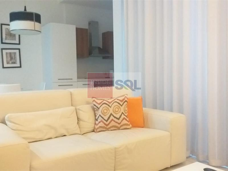 Duplex Apartment in Portomaso To Rent