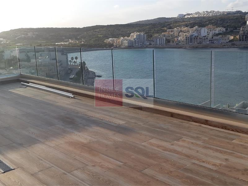 Penthouse in St. Paul's Bay To Let