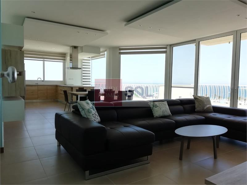 Penthouse in Bahar ic-Caghaq To Rent