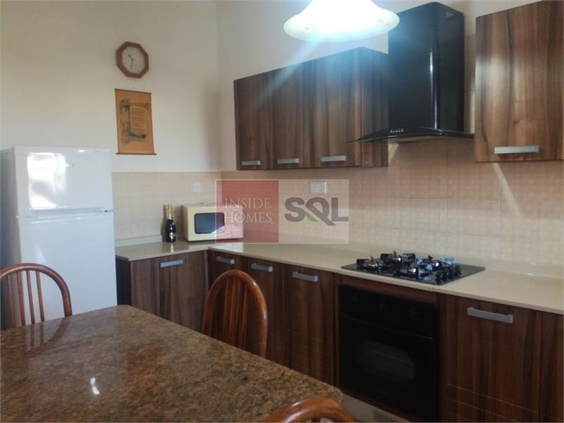 2nd Floor Apartment in San Gwann To Rent