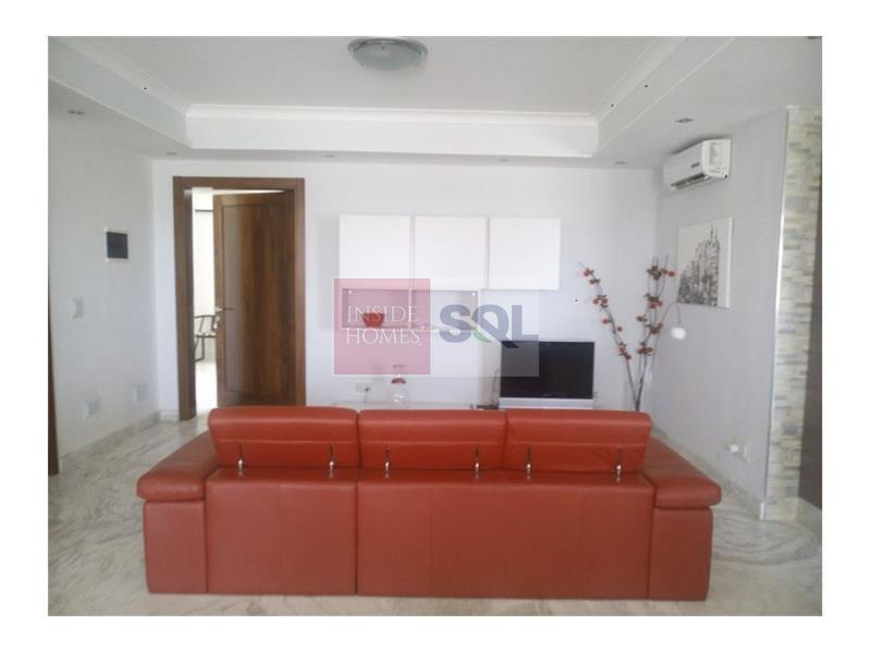 Penthouse in Marsascala To Rent
