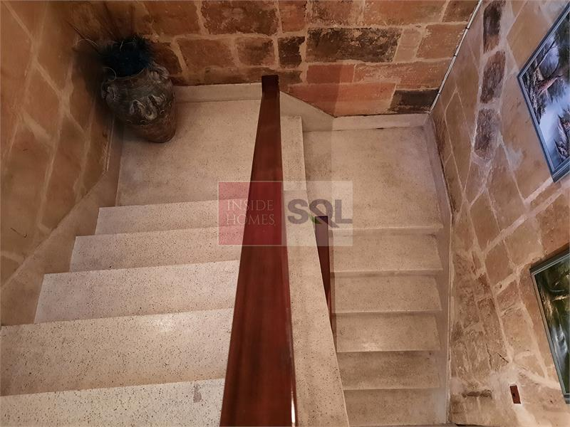 House of Character in Zejtun To Rent