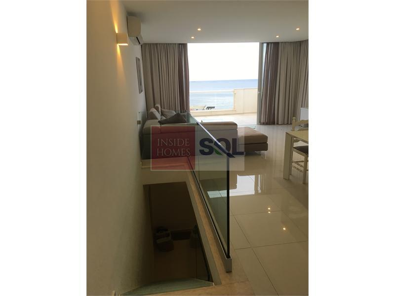 Duplex Penthouse in St. Paul's Bay To Rent