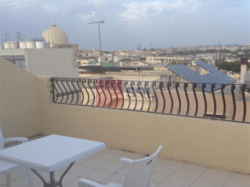 Penthouse in Qormi To Rent